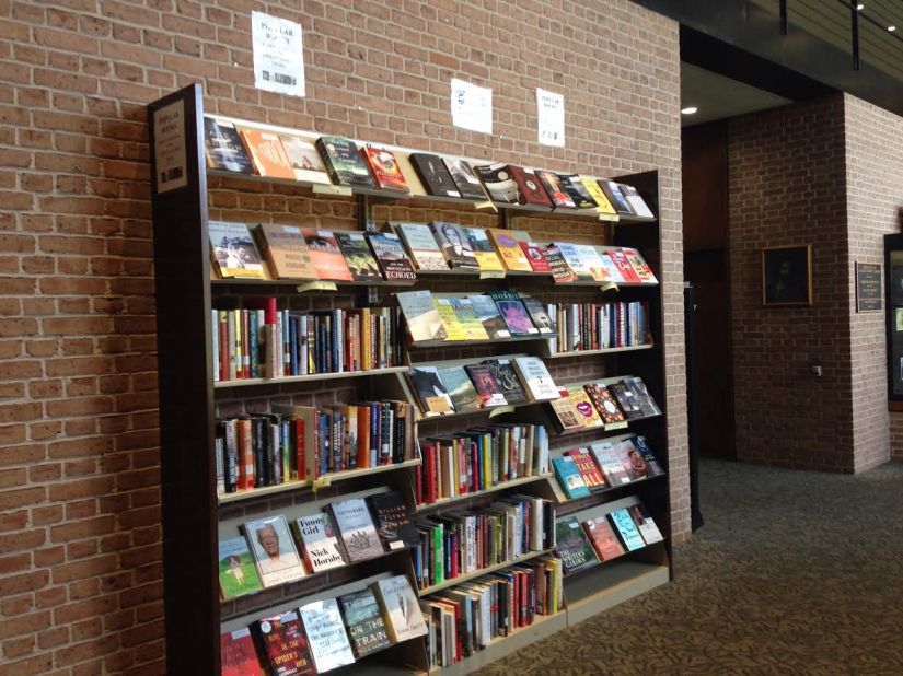Popular Books Fall 2018 Doherty Library News Notes